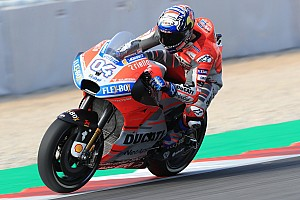 MotoGP Breaking news Recent Dovizioso crashes