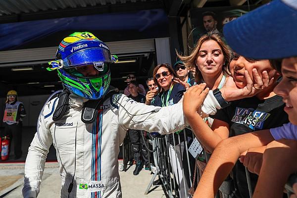 Felipe Massa espera una despedida