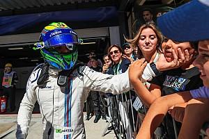 """Fórmula 1 Últimas notícias Massa espera por despedida """"emocionante"""" em Abu Dhabi"""
