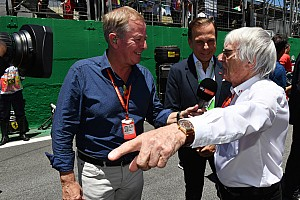Екклстоун закликав Формулу 1 перейти на електромобілі
