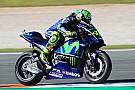 Crash kost Rossi waardevolle kilometers met prototype