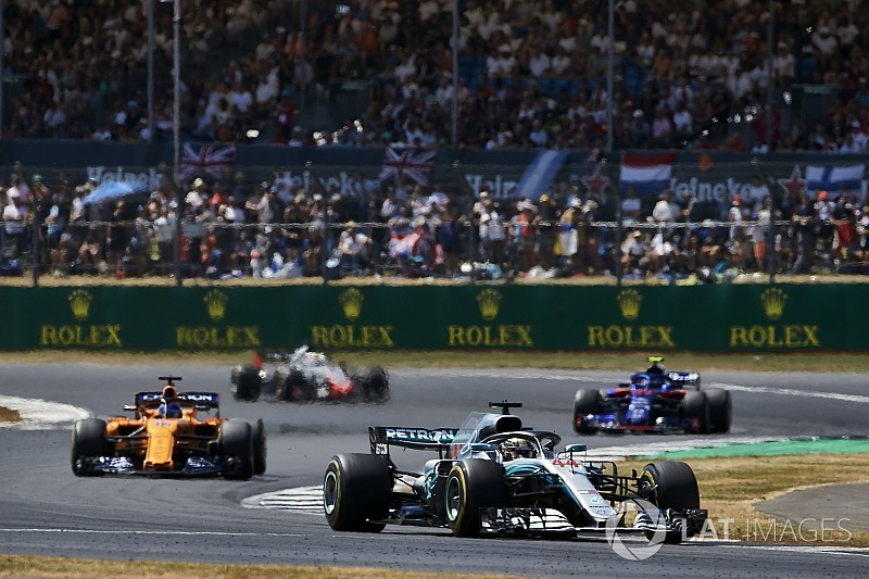 Hamilton: British GP fightback