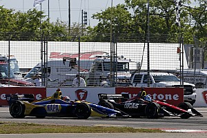 """IndyCar Breaking news Wickens: I expected more from """"desperate"""" Rossi"""