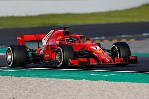 Mesin Ferrari lebih bertenaga di F1 2018