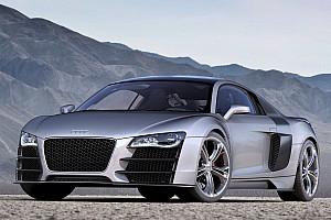 Автомобілі Важливі новини Забутий монстр Audi R8 V12 TDI
