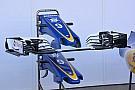 Технический брифинг: носовой обтекатель и переднее крыло Sauber C35