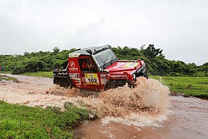 Offroad Leg report RFC India, Leg 4: Force Motors' Lim goes on top