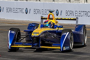 Formula E Race report Renault e.Dams secure points haul on the streets of Paris