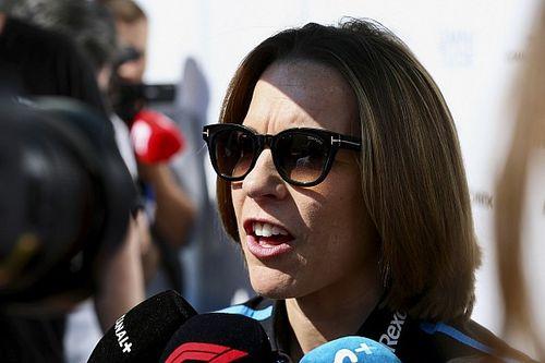 """Pandemia, patrocínio e esgotamento: Claire explica motivos que levaram a """"game over"""" da Williams na F1"""