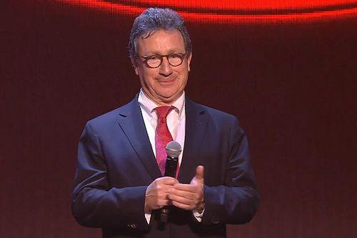Ferrari CEO Camilleri per direct opgestapt