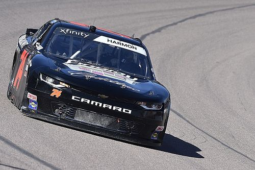 Xfinity Series crew chief indefinitely suspended following arrest