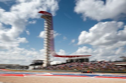 Live: Follow the United States GP as it happens