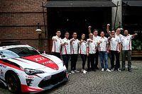 Dua wajah baru hiasi line-up Toyota Team Indonesia