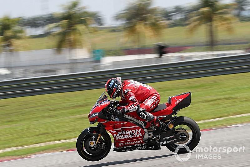 Ducati takım arkadaşları, hiç olmadığı kadar iyi işbirliği yapıyor