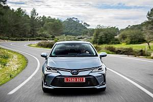 Yeni Toyota Corolla'nın fiyatları belli oldu!