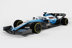 ウイリアムズが新車FW42を画像で公開……過度な期待は禁物?