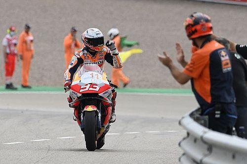 Fotogallery MotoGP: Marc Marquez ancora Re al Sachsenring