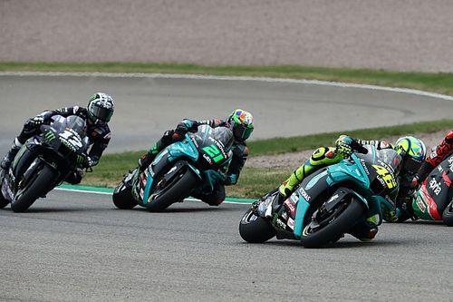 """Rossi: """"Correr vigilando que no te adelanten no es fácil"""""""