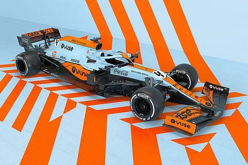 McLaren onthult speciale kleurstelling voor GP Monaco