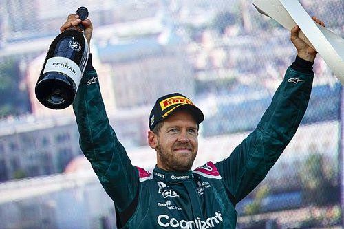 Vettel: Az F1-ben önzőség lenne a Federer-módszer