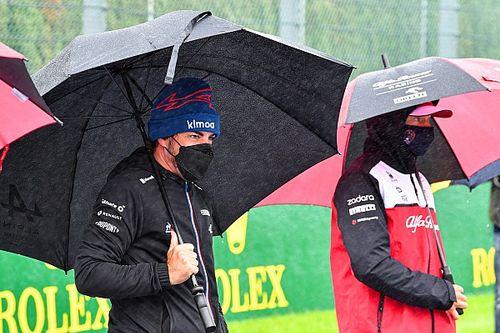 Алонсо испугался дождя в Сочи: Не хочу как в Спа