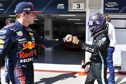 Why Hamilton's Verstappen 'gamesmanship' wasn't an F1 rules breach