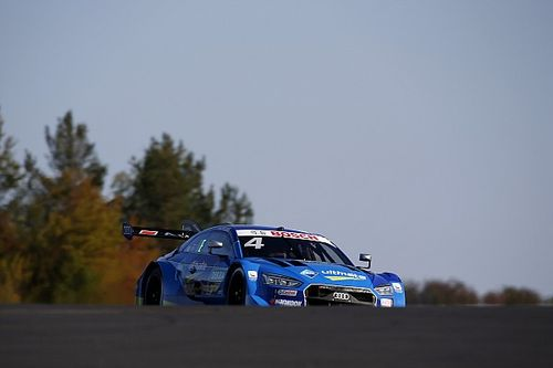Nurburgring DTM: Frijns wins from Rast as Muller spins