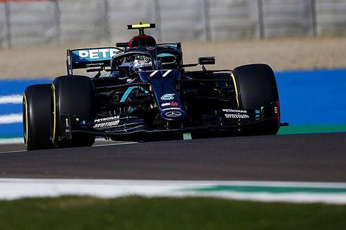 La grille de départ du Grand Prix d'Émilie-Romagne
