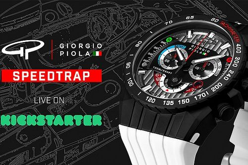 Giorgio Piola launches new SPEEDTRAP Kickstarter