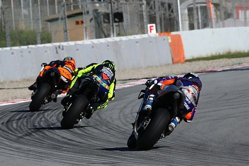 Fotogallery MotoGP: le Prove Libere di Barcellona
