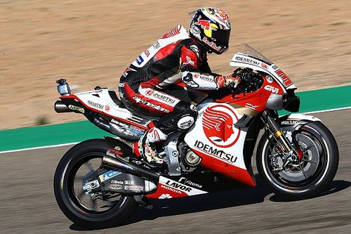 Teruel MotoGP: Nakagami fastest in FP2, Ducatis struggle