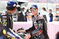 """Quartararo admits he """"can't replace"""" Rossi at Yamaha"""
