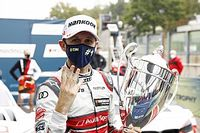 New DTM leader Rast didn't expect 66-point swing in Zolder