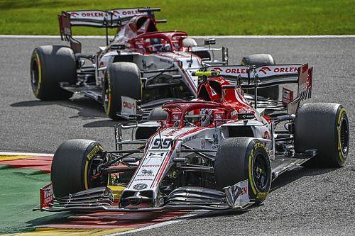 Alfa Romeo reconduit Räikkönen et Giovinazzi pour 2021
