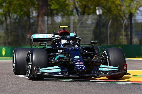 F1 Emilia Romagna GP: Bottas heads FP2 Mercedes 1-2, Verstappen hits trouble