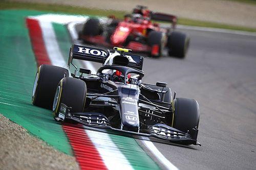LIVE: Volg de derde vrije training voor de F1 GP van Emilia-Romagna
