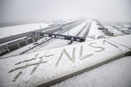 Heavy snow disrupts Nurburgring 24 Hours prep