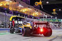 Sainz, decepcionado y sorprendido con el paso atrás de McLaren