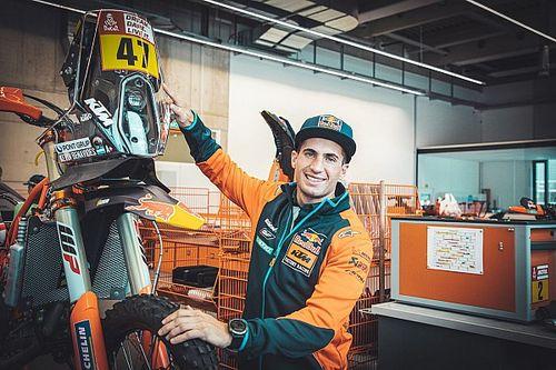 Dakar: KTM strappa Kevin Benavides alla Honda
