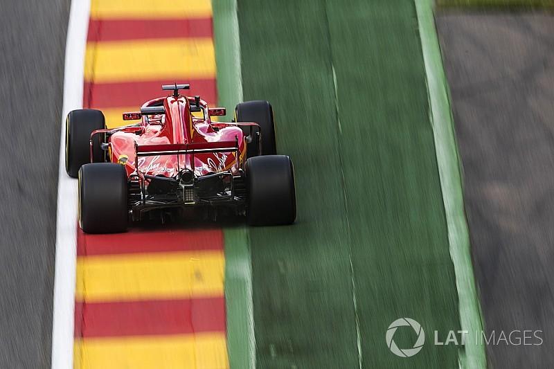 Belga Nagydíj: képek a második F1-es szabadedzésről