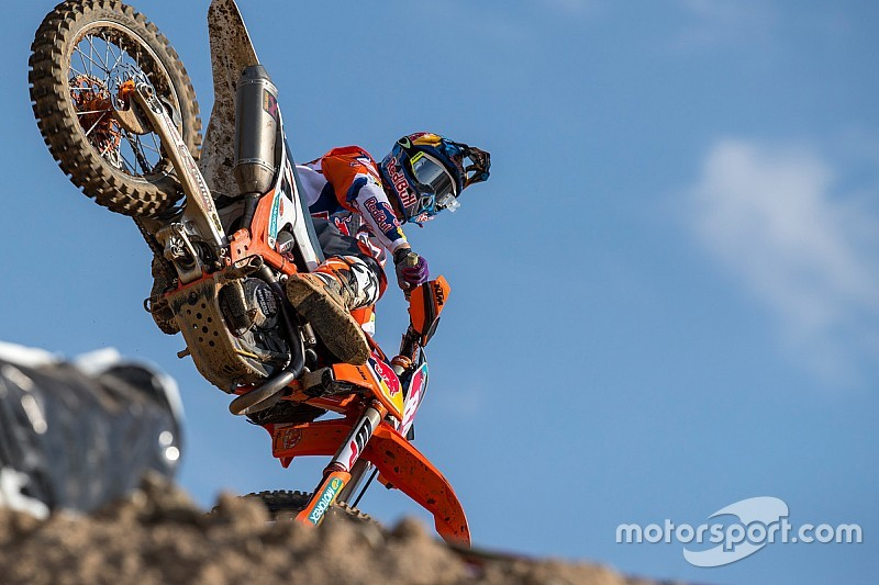 MXGP Afyon: Herlings nipt sneller dan Gajser in warm-up