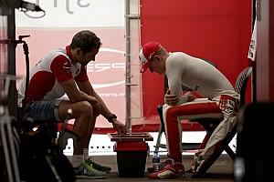 Schumacher'in performansı Prost'u da şaşırtmış