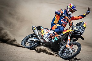 Pascakemenangan Dakar, Price jalani operasi lengan