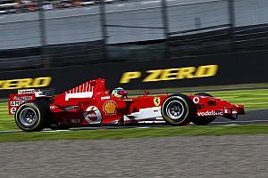 Massa: Mesin F1 sekarang lebih agresif dan bertenaga dibanding V8