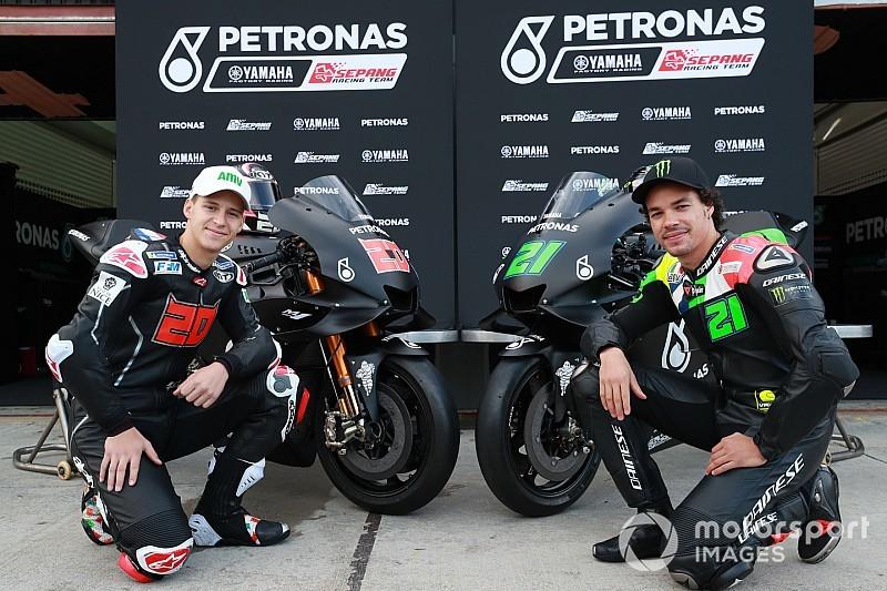 Нова команда Petronas Yamaha SRT представить свої кольори у понеділок