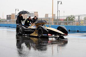Second Ad Diriyah practice also cancelled after rain