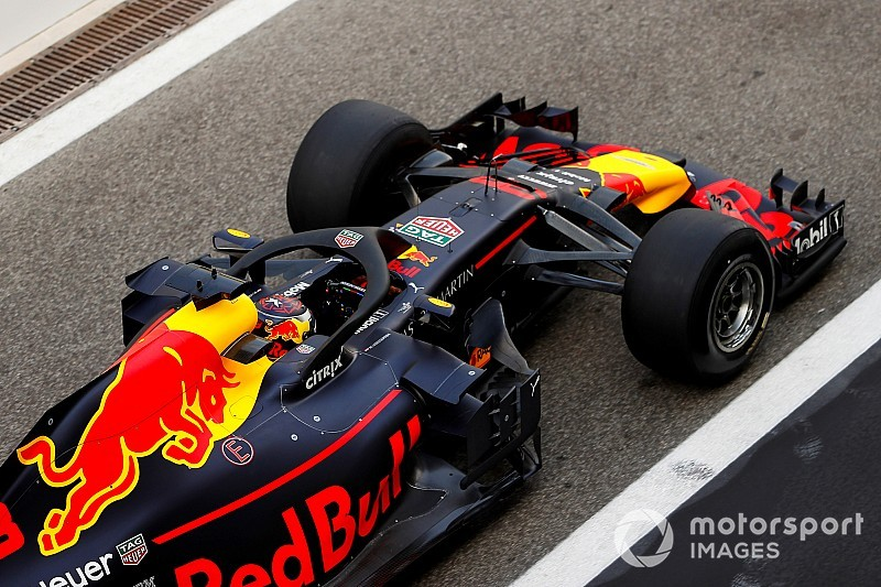 Red Bull reveals launch date of Honda-powered RB15