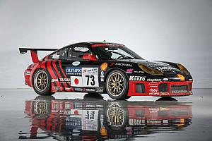 Le Mans-winning Porsche leads Team Taisan Japanese auction