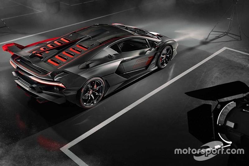 Fotogallery: ecco la Lamborghini SC18 Alston, nuova creatura di Squadra Corse