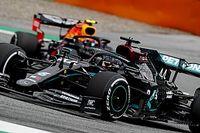 Austrian GP: Hamilton leads Mercedes 1-2 as season starts
